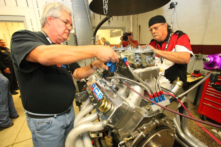 RCS Engine Masters