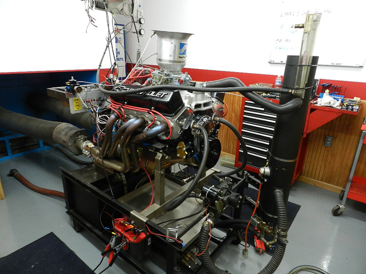 406 Crate Engine 500 HP