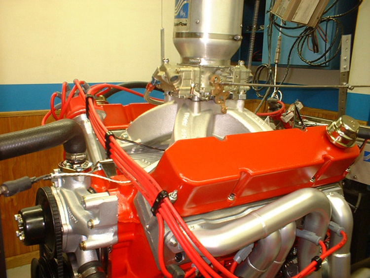 RCS 383 Crate Carbureted